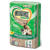 Healthy Pet - Carefresh Natural Premium Soft Bedding - Natural - 30 Liter
