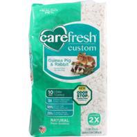 Healthy Pet - Carefresh Custom Rabbit/Guinea Pig Bedding - White - 23 Liter