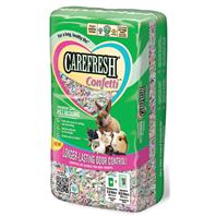 Healthy Pet - Carefresh Confetti Premium Soft Bedding - Confetti - 10 Liter