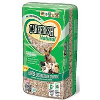 Healthy Pet - Carefresh Complete Natural Premium Soft Bedding - Natural - 14 Liter