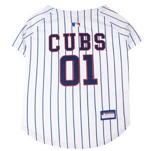 Doggienation-MLB - Chicago Cubs Dog Jersey - Xtra Small