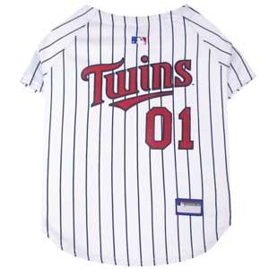 Doggienation-MLB - Minnesota Twins Dog Jersey - Xtra Small