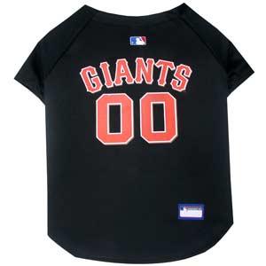 Doggienation-MLB - San Francisco Giants Dog Jersey - Large