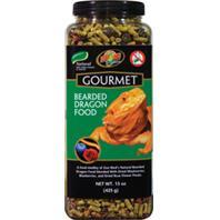 Zoo Med - Gourmet Bearded Dragon Food - 15 oz