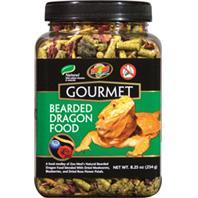 Zoo Med - Gourmet Bearded Dragon Food - 8.25 oz