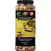 Zoo Med - Gourmet Box Turtle Food - 15 oz