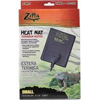 Zilla - Terrarium Heat Mat - Small -  Black - 10-20 Gallon / 6 X 8