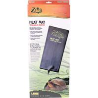 Zilla - Terrarium Heat Mat - Large - 50-60GAL/8X18