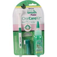 Tropiclean - Fresh Breath Oral Care Kit For Puppies
