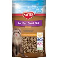Kaytee Products - Fortified Ferret Diet - Turkey - 4 Lb