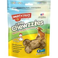 Emerald Pet Products - Smart N Tasty Little Chewzzies Dog Treats - Chicken - 5 oz