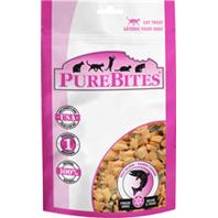 Pure Treats - Purebites Treats For Cats - Salmon - .92 oz