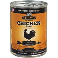 Redbarn Pet Products - Pate Dog Cans- Joint - 13 oz