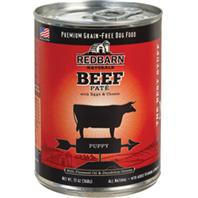 Redbarn Pet Products - Pate Dog Cans- Puppy - 13 oz