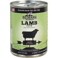 Redbarn Pet Products - Pate Dog Cans- Skin & Coat - 13 oz