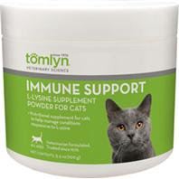 Tomlyn - L-Lysine Powder Supplement For Cats - 3.5 oz