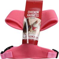 Valhoma - Mesh Chicken Harness - Hot Pink - Rooster