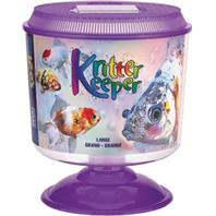 Lee's Aquarium And Pet - Kritter Keeper Aquarium - Clear - 10.4X12 Inch