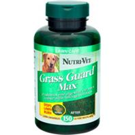 Nutri-Vet - Grass Guard Max Chewables For Dogs - 150 Count