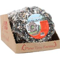 Pine Tree Farms - Le Petite Seed Wreath Counter Pack - Black - 1.25 Lb/6Pak