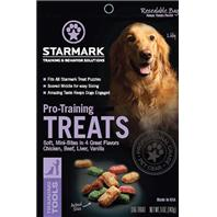 StarMark - Pro-Training Treats - Assorted - 5 oz