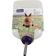 Lixit Corporation - Howard Pet - Lixit Wide Mouth Rabbit Water Bottle - Opaque - 64 oz