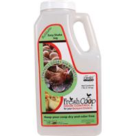 Absorbent Products - Fresh Coop Odor Control For Backyard Chickens - 7 Lb