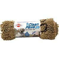 Ethical Dog - Clean Paws Microfiber Mat - Tan - 31 X 20 Inch