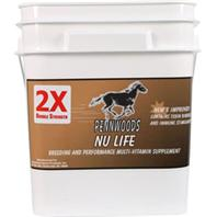Pennwoods - Nu Life 2X Breeding And Vitamin Horse Supplement - 25 Lb