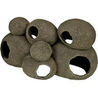 Blue Ribbon Pet Products - Exotic Environments Swim-Through Stone Pile - Large