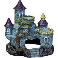 Blue Ribbon Pet Products - Exotic Environments Hobbit Castle - Blue