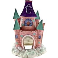 Blue Ribbon Pet Products - Exotic Environments Pixie Castle - Pink