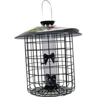 Droll Yankees - Sunflower Domed Cage 4 Port - Black - 15 Inch