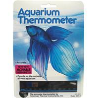 Lcr Hallcrest - Liquid Crystal Horizontal Aquarium Thermometer