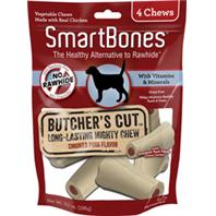 Petmatrix - Butcher S Cut Might Chew - Beef/Pork - Small/4 Pack