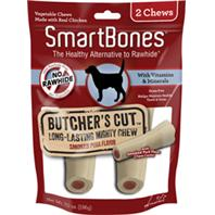 Petmatrix - Butcher S Cut Mighty Chews - Beef/Pork - Large/2 Pack