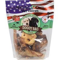 Best Buy Bones - USA Doggy Bag Chew Treats - Assorted - 12 Piece