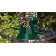 Droll Yankees - Seed Tray With Threaded Plug - Clear - 7.5 Inch