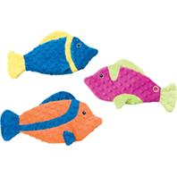 Ethical Dog - Skinneeez Extreme Fish - Assorted - 13 Inch