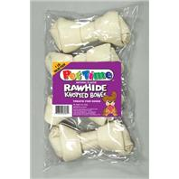 IMS Trading Corp - Rawhide Bone - 6-7 Inch/4 Pack