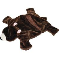 Marshall Pet  - Bear Rug For Small Animals - Brown