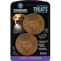 Starmark - Everlasting Treat Medium Bacon USA - Bacon - Medium