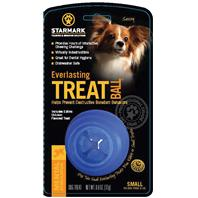 Starmark - Everlasting Treat Ball - Blue - Small