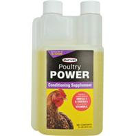 Durvet  - Poultry Power Conditioning Supplement -16 oz