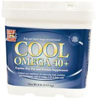 Manna Pro - Start To Finish Cool Omega 40+ Horse Supplement - 8 Lb