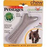 Petstages - Deerhorn Long Lasting Antler Chew - Small