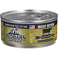 Redbarn Pet Products - Redbarn Stew All Natural Cat Can - Beef - 5.5 oz