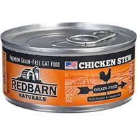 Redbarn Pet Products - Redbarn Stew All Natural Cat Can - Chicken - 5.5 oz