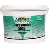 Animed - Glucosamine 5000 Powder - White - 5 Lb Pail