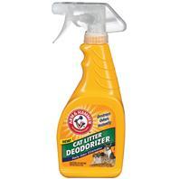 Church & Dwight - Arm & Hammer Cat Litter Deodorizing Spray Rtu - 21 oz